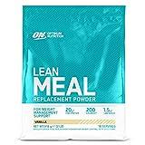 Optimum Nutrition Lean Meal Replacement, Polvo Multivitaminas Rico en Proteínas con Minerales,...