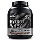 Optimum Nutrition Platinum Hydro Whey, Proteinas Whey en Polvo, Proteina de Suero para Masa Muscular...