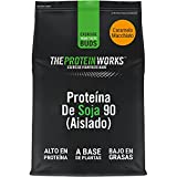 THE PROTEIN WORKS Aislado De Proteína De Soja En Polvo | 100% A Base De Plantas | Bajo En Grasa |...