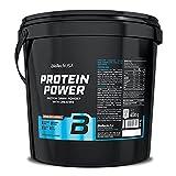 Biotech USA Protein Power - 4 kg Strawberry-Banana