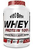 WHEY PROTEIN 100% 4 lb FRESA - Suplementos Alimentación y Suplementos Deportivos - Vitobest