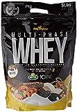 Big Man Nutrition Multi-Phase Whey Complejo de Proteínas, Chocolate - 2268 gr