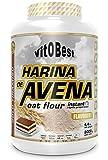 Harina de Avena Sabores Variados - Suplementos Alimentación y Suplementos Deportivos - Vitobest...