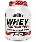 WHEY PROTEIN 100% 2 lb CHOCOLATE - Suplementos Alimentación y Suplementos Deportivos - Vitobest