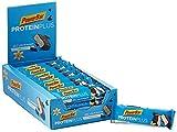 Powerbar Protein Plus Low Sugar Vainilla, Barritas Proteinas con Bajo Nivel de Azucar - 30 Barras...