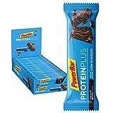 Powerbar Protein Plus Low Sugar Chocolate Brownie - Barritas Proteinas con Bajo Nivel de Azucar - 30...