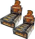 Barritas de proteínas de Grenade Carb Killa, crujientes, con el triple de proteínas y bajas en...
