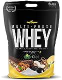 Big Man Multiphase Whey - 2,3 kg Chocolate