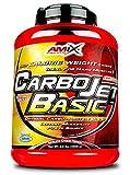 AMIX - Complemento Alimenticio - Carbojet Basic - Carbohidratos y Proteínas para Aumentar la Masa...