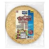 Life Pro Fit Food Protein Wrap Tortillas Proteicas 8x40g   8,8g de proteína por cada tortilla  ...