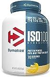 Dymatize Nutrition Dymatize, Proteína Hidrolizada en Polvo Iso100, 100% Proteína de Suero, 25 G de...