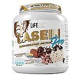 Life Pro Casein Pro 1kg   Proteína de caseína perfecta para el desarrollo de músculos  ...