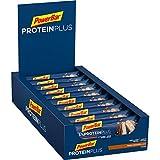 PowerBar Protein Plus 33% Peanut-Chocolate 10x90g - Barra de alta Proteína + Suero y Proteína de...