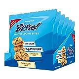 Weider Yippie Cookies. Galletas con Proteína y Chocolate Puro. Sin aceite de palma (6x 50 g). 15 g...
