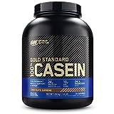 Optimum Nutrition Gold Standard Casein, Proteinas de Caseina en Polvo con BCAA Aminoacidos...