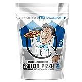 Mezcla para pizza de alta proteína – baja en carbohidratos + alta proteínas – Preparación...