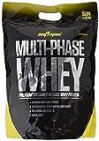 Big Man Nutrition Multi-Phase Whey Complejo de Proteínas, Fresa - 2268 gr