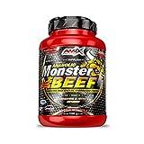 Amix - Monster Beef Protein - Suplemento Alimenticio - Mejora del Rendimiento - Proteína de Suero -...