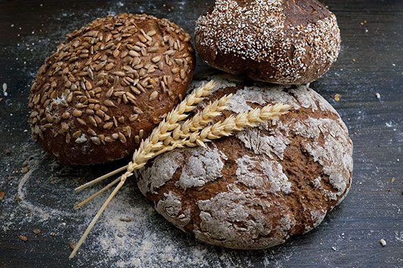 Pan con proteínas proteico