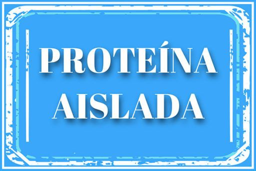 AISLADO DE PROTEÍNA VEGANA