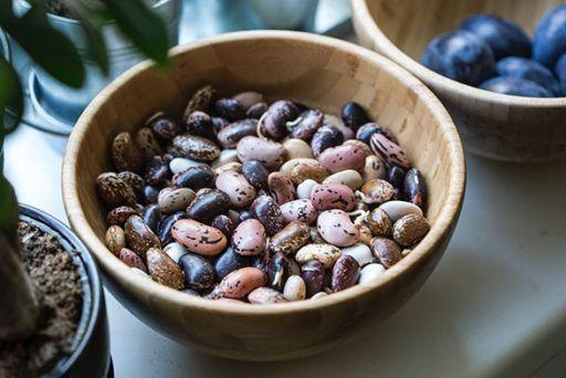 legumbres altas en proteínas