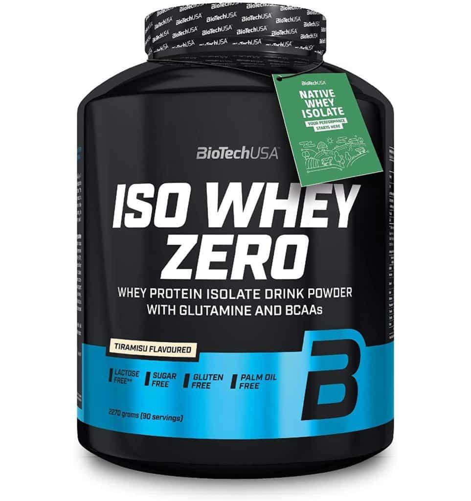 5 mejores proteínas sin carbohidratos