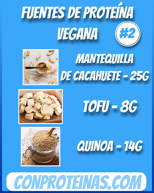 Fuentes-de-proteína-vegana-número-2