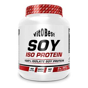Aislado de proteína vegana de soja