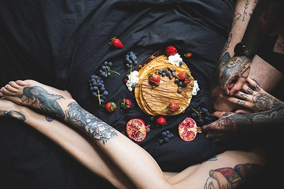 Tortitas con proteínas tortitas proteicas