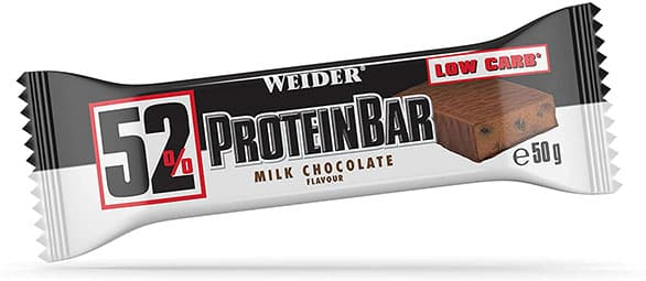 Mejores barritas de proteínas Whey del mercado