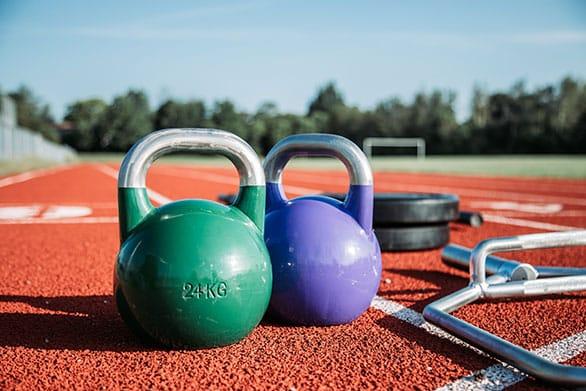 Equipos de entrenamiento en casa