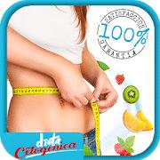 App 3 de dieta Keto receta semanal gratis como si fuera un pdf