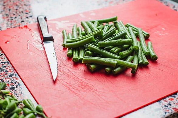 Dieta-Keto-cetogénica-judías-verdes
