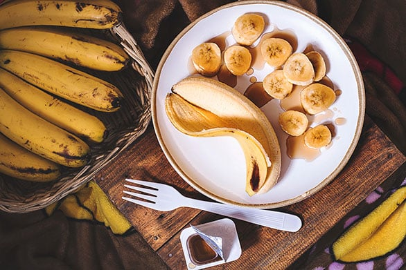 Batido-de-maní-y-plátano-con-proteínas