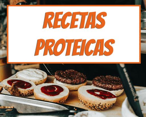 Recetas proteicas