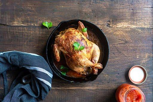 receta-de-pollo-asado-al-horno