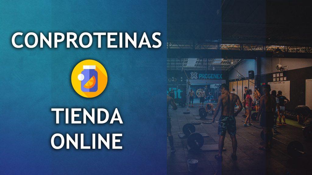 ConProteinas Tienda Online
